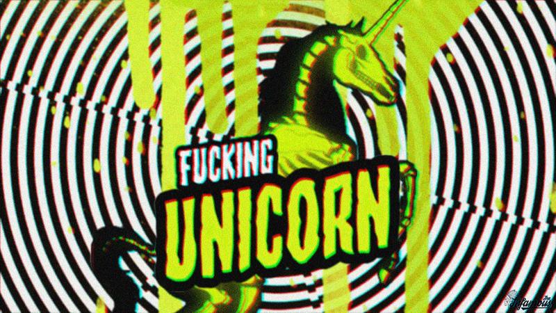 F*cking UNICORN! - Wallpaper by SrGambit