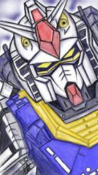 RX-78 Gundam by sheisfromyesterday