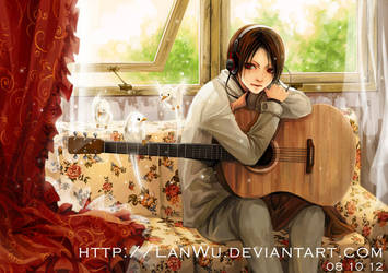 Hikari no Tori by LanWu