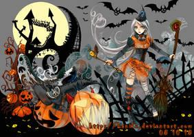 Halloween - Morgan le Fay