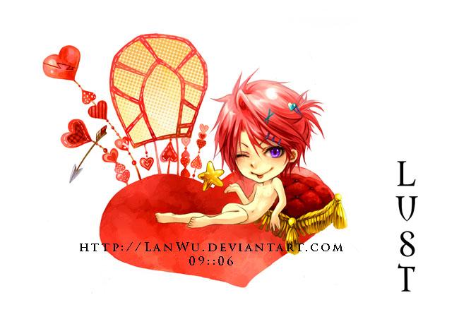 7 Deadly Sins - Lust by LanWu