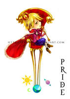 7 Deadly Sins - Pride by LanWu