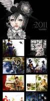 1st calendar by LanWu