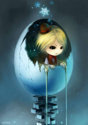 Humpty Dumpty by LanWu