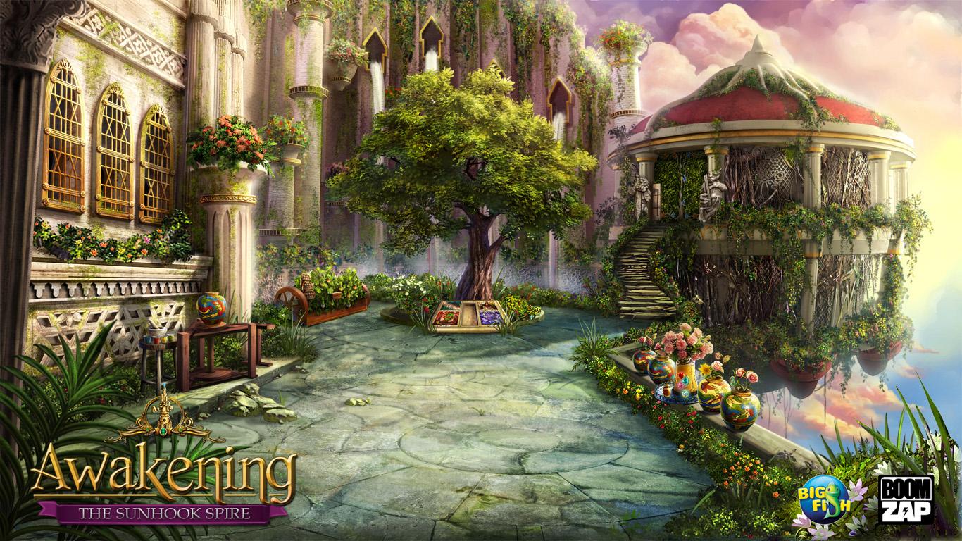 Great Hanging Garden By LanWu Hanging Garden By LanWu