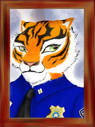 Stripes of the Law by KiwaTec