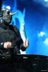 Slipknot, Chris Fehn