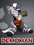 Pony Fortress 2: Demoman