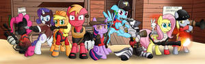 Pony Fortress 2
