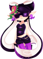 Octo Callie by Golditales