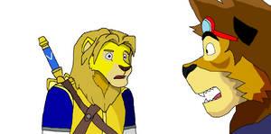 LionChargeArt Request
