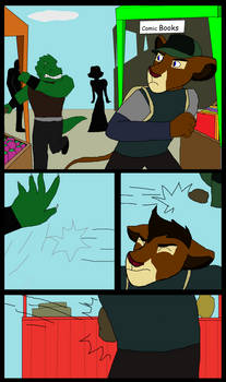 Dandins lonely journey page 13
