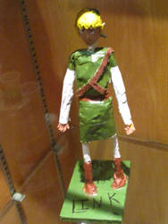 Link Statue 2