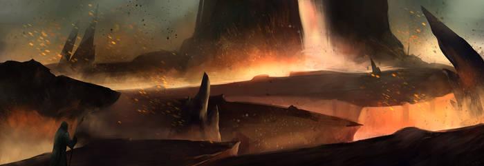Lava journey