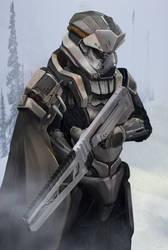 Infantry Snow Fighter