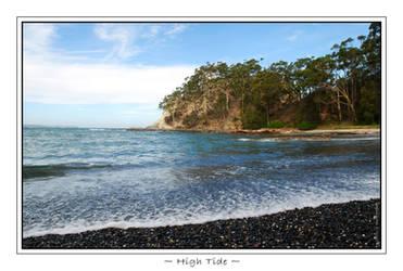 High Tide by DPasschier