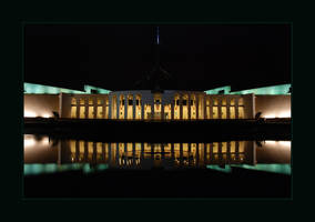 Parliament House by DPasschier