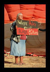 White Policy Kills Black Culture by DPasschier