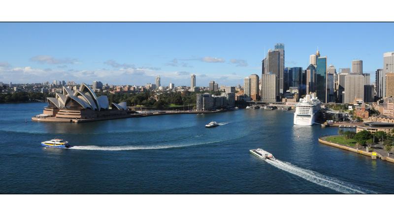 Sydney by DPasschier