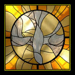 Stained Glass Window by DPasschier