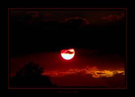 Sunset by DPasschier