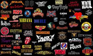 Classic Rock Artists Stock by EspioArtworks