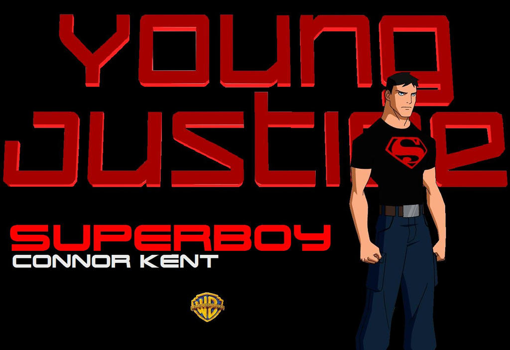 young justice wallpapers superboy by espioartworks fan art wallpaper    Young Justice Superboy Wallpaper