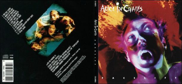 Facelift (Album, 1990) by EspioArtworks