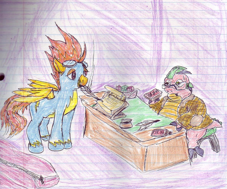 Dealing with 'fire by scurilevensteinother