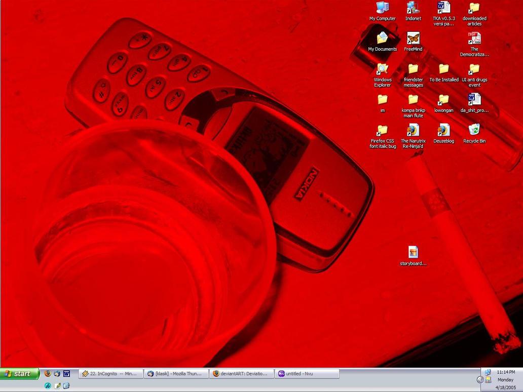 current screenshot 18-4-2005 by Lemi4
