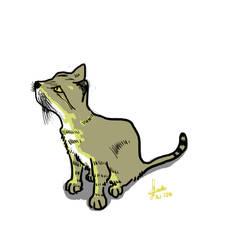 Cat (2016-10-14) by Lemi4
