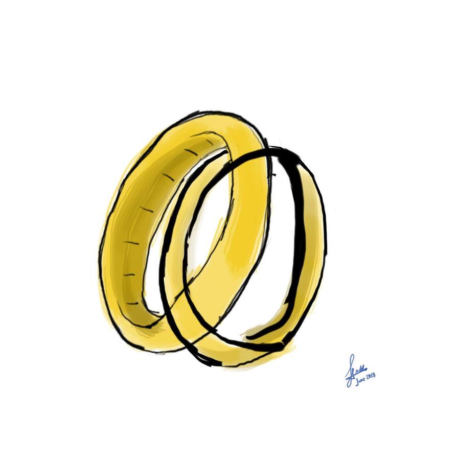 two rings (June 2018) by Lemi4