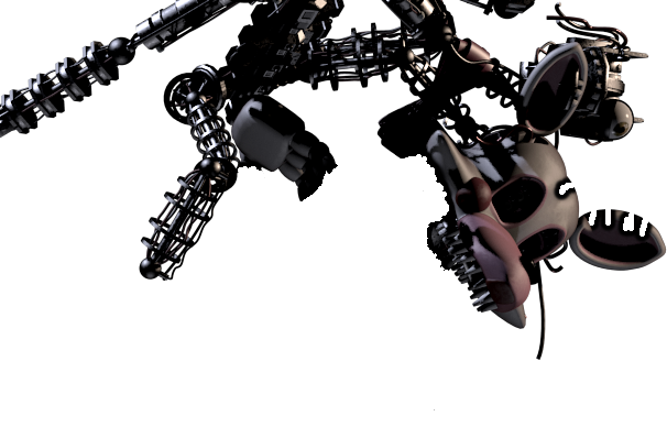 Old mangle by witheredfoxy on deviantart