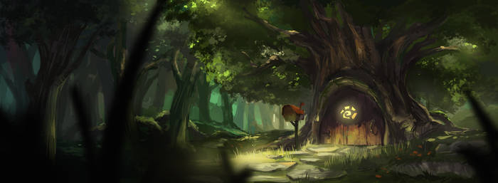 Tree lodging