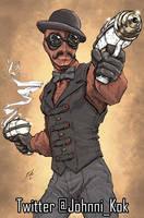 Gogs N Gears 2013 Deadpool by johnni-k