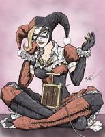 Gogs N Gears 2013 Harley Quinn by johnni-k