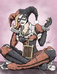 Gogs N Gears 2013 Harley Quinn