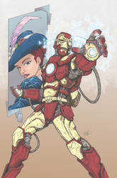 Gogs N Gears 2013 Iron Man by johnni-k