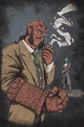 Gogs N Gears 2013 Hellboy by johnni-k