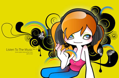 Listen to The Music Ver2.0 by cissy