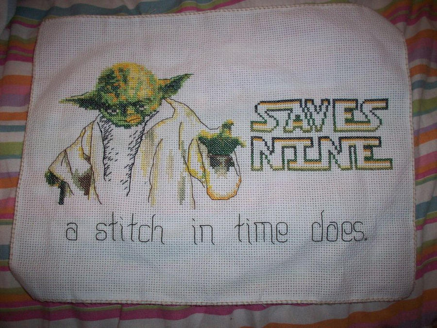 Star Wars: Yoda by BlushiexD