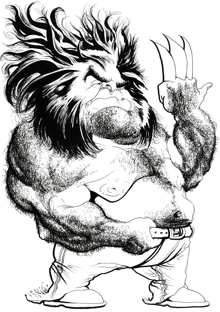 Logan Roughneck Brawler by WadeFurlong