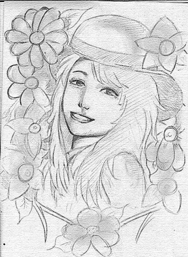 meus desenhos Smile_girl_by_fanartbr-d5ne8zg