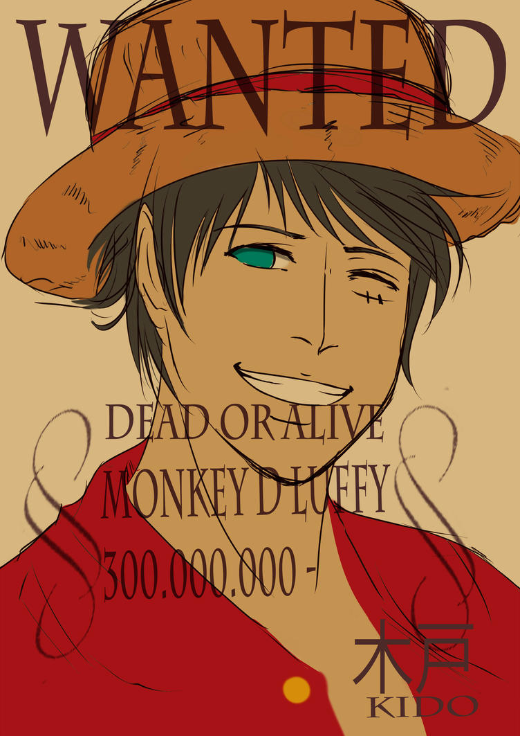 galeria do kid 2014 Wanted_by_fanartbr-d7hjqyv