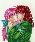 .:. Yagari+Michiko: I Love You .:.