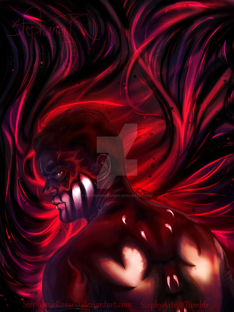 .:. Darkness Within .:. by StephanieRosario