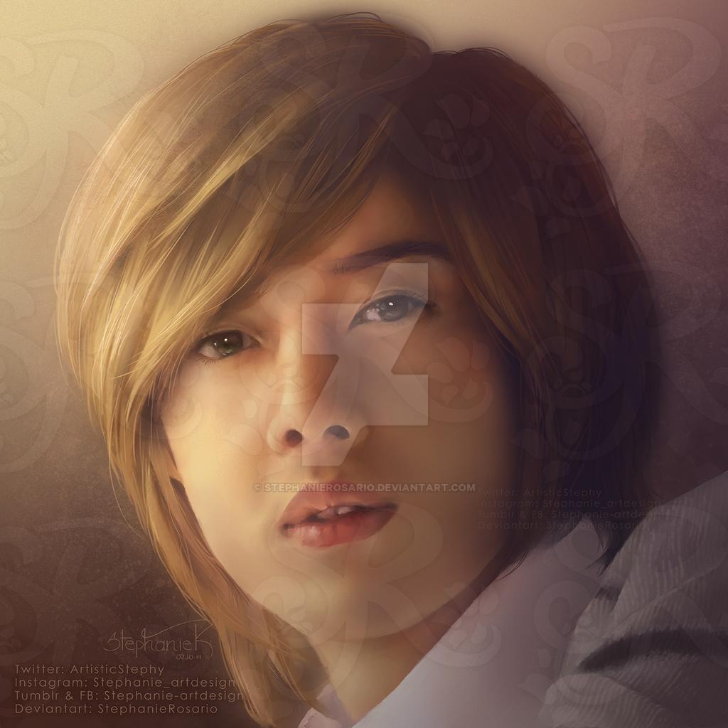 Yoon Ji-Hu (Kim Hyun Joong) by StephanieRosario on DeviantArt