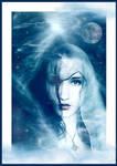 Blue Sky Goddess