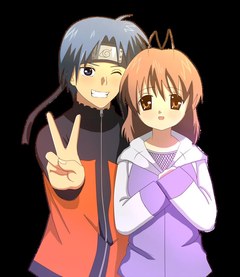 Tomoya and Nagisa Cros...