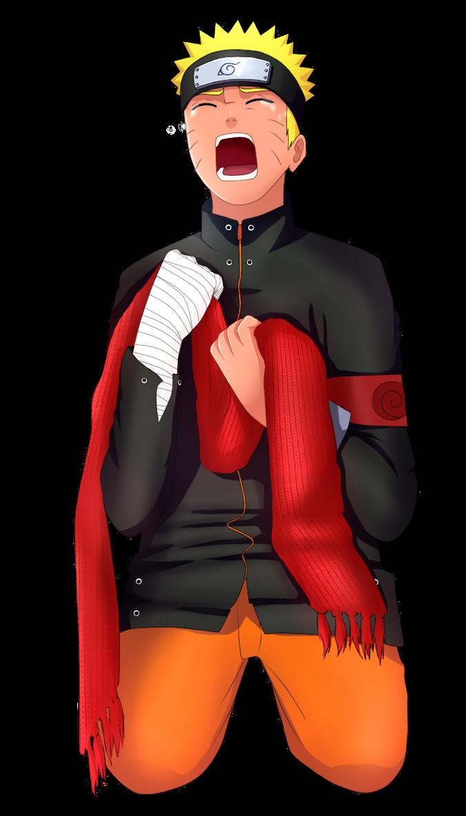 Naruto kun...sayonara... by ToshaLG
